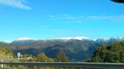 Drive over Takaka hill (2)
